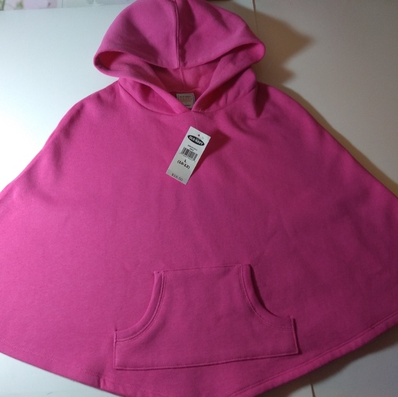 Old Navy Other - Girls Fleece Old Navy Cape